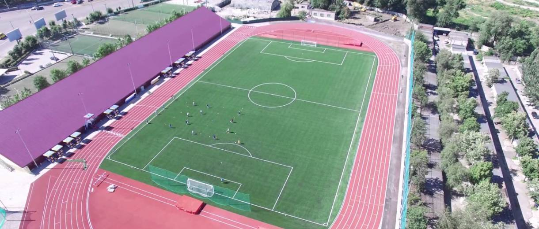 В Днепре на реконструкцию стадиона «Трудовые резервы» планируют потратить 128 000 000 гривен