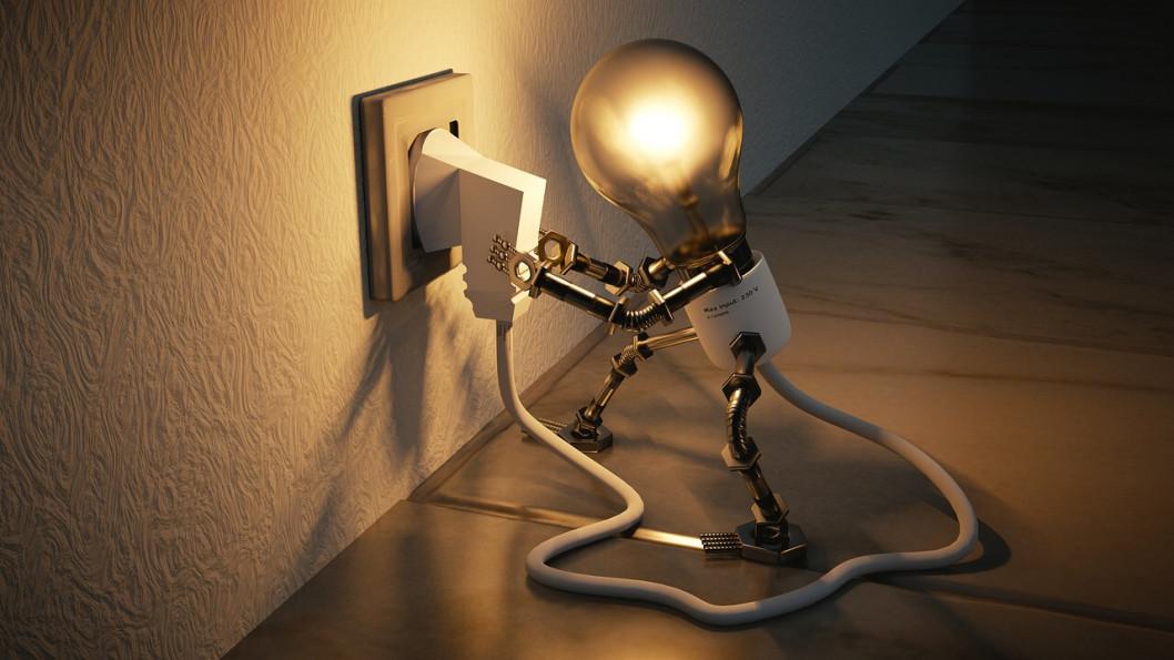 svet otklyuchenie lampa
