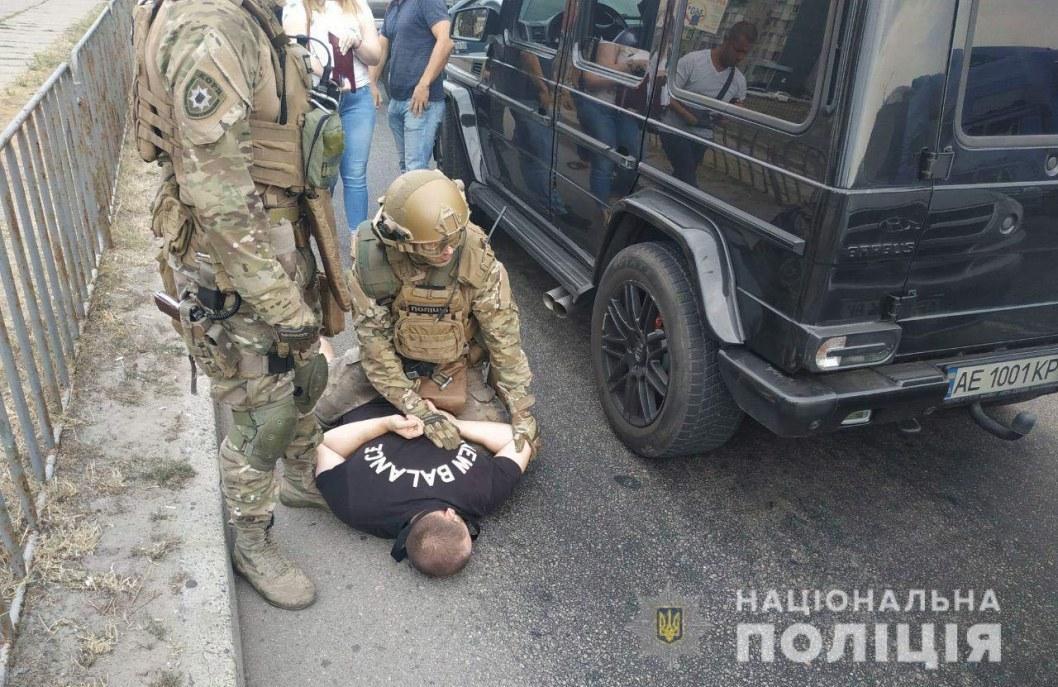 В Днепре полицейские разоблачили торговцев людьми