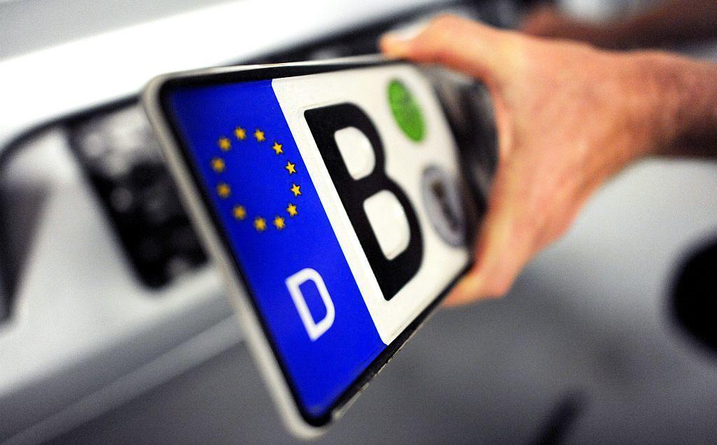 Рада поддержала отсрочку штрафов за авто с «еврономерами»