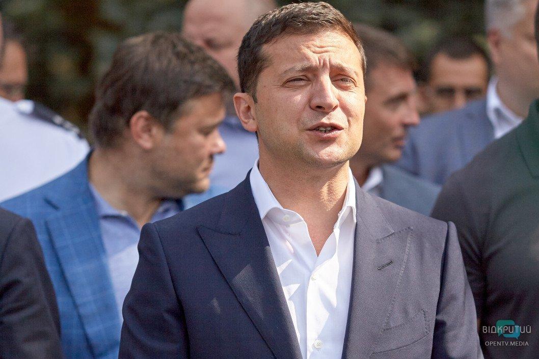 Зеленский назначил новых судей в Днепре и области