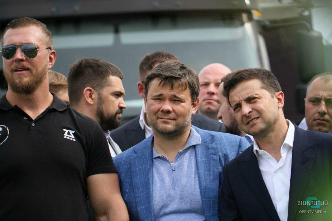 Верховный суд окончательно отклонил жалобу на назначение Андрея Богдана главой Офиса президента