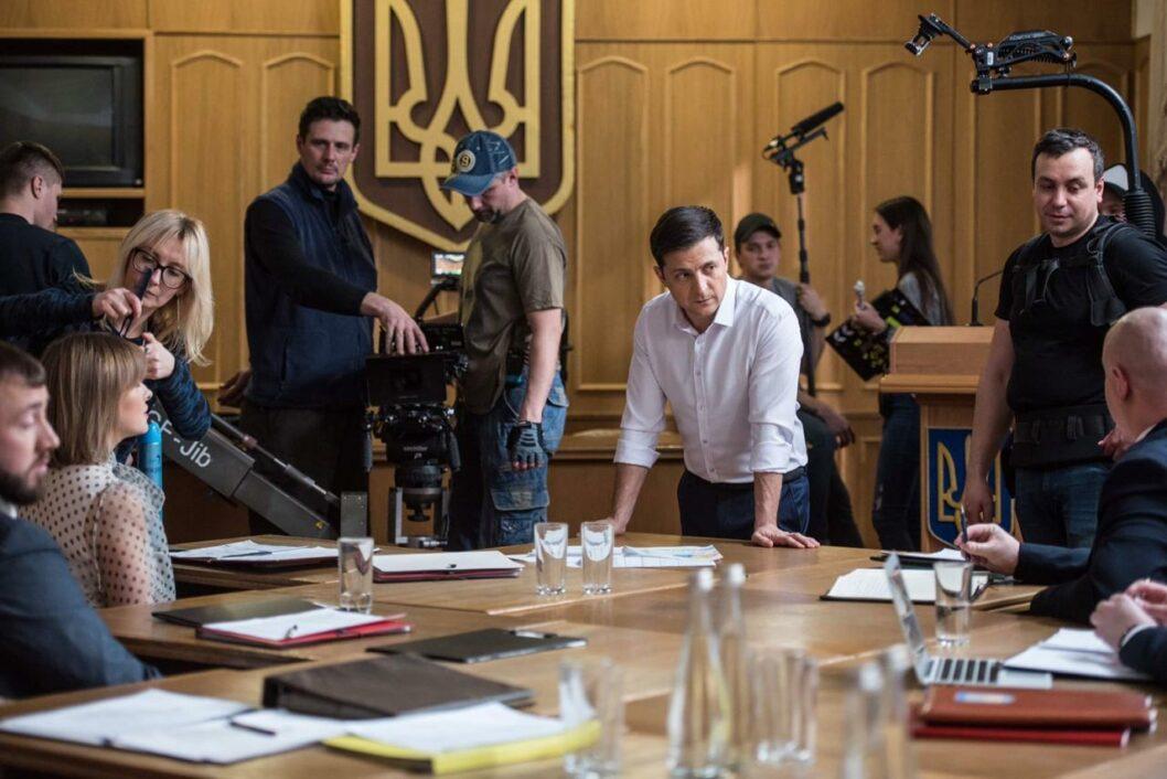 Зеленский поздравил всех с Днём украинского кино