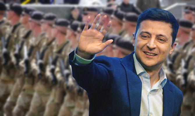 Зеленский уволил с военной службы легендарного министра обороны Украины