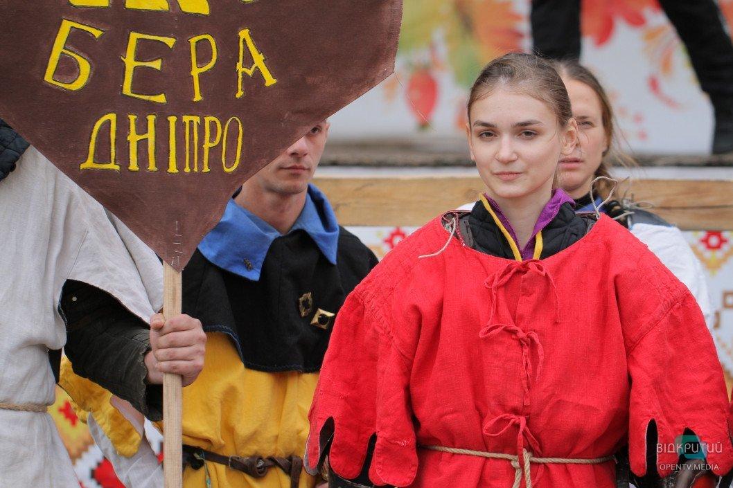 В Днепре прошел «Кубок Днепра» по средневековому бою