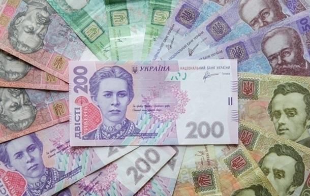 Курс украинской гривны продолжает падать