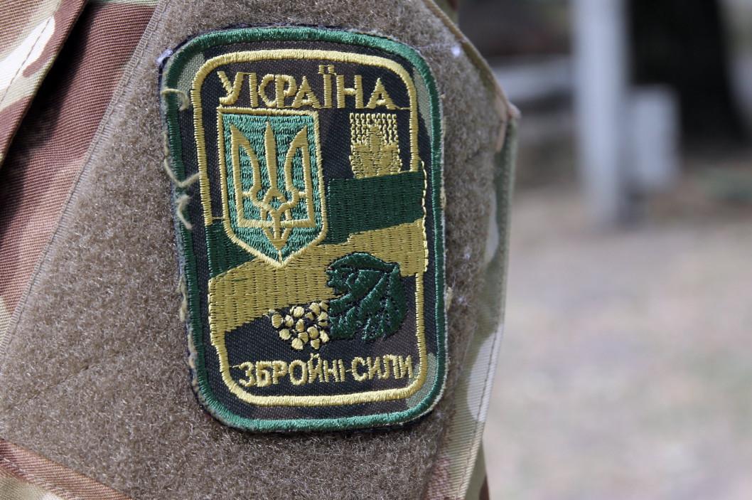 «Патріотичний урок»: для учнів дніпровської школи №2 його провели воїни АТО