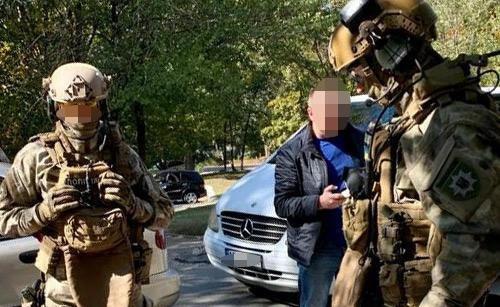 В Днепре «КОРД» задержал причастных к вооруженному нападению на женщину с ребенком