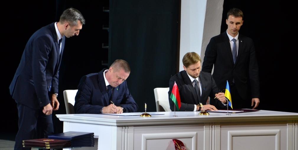 Руководство Днепропетровской области договорилось о сотрудничестве с белорусскими коллегами