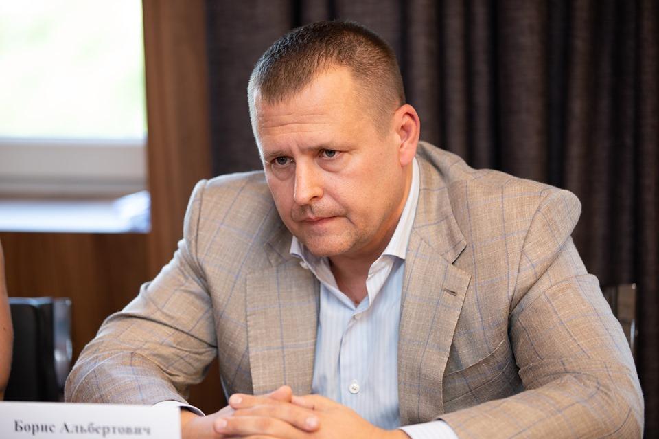 Филатов отреагировал на предложение о выделении денег на реконструкцию аэропорта в Днепре