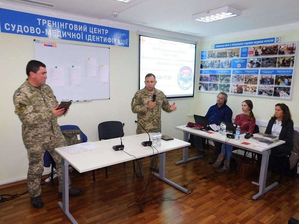 В Днепропетровской области с начала войны по ДНК идентифицировали более 500 погибших бойцов