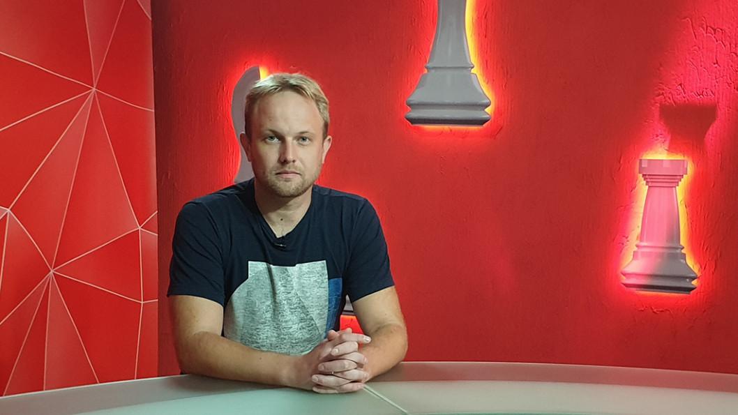 Як вивчає історію Дніпра дніпровський блогер Артем Костюк   — програма «Шах і мат»