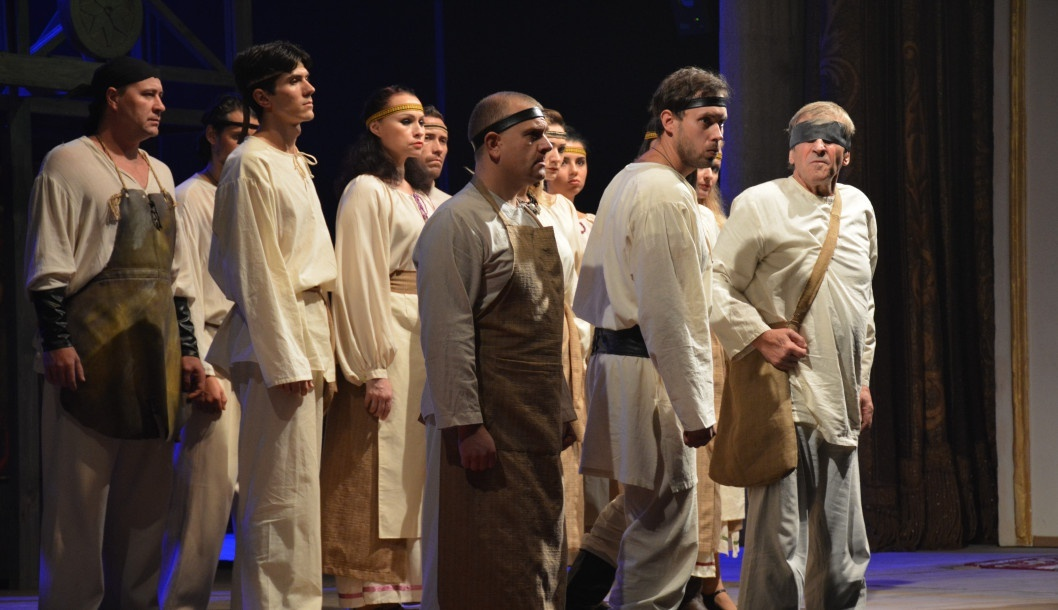 Фестиваль «Феерия Днепра» открыл театральный сезон