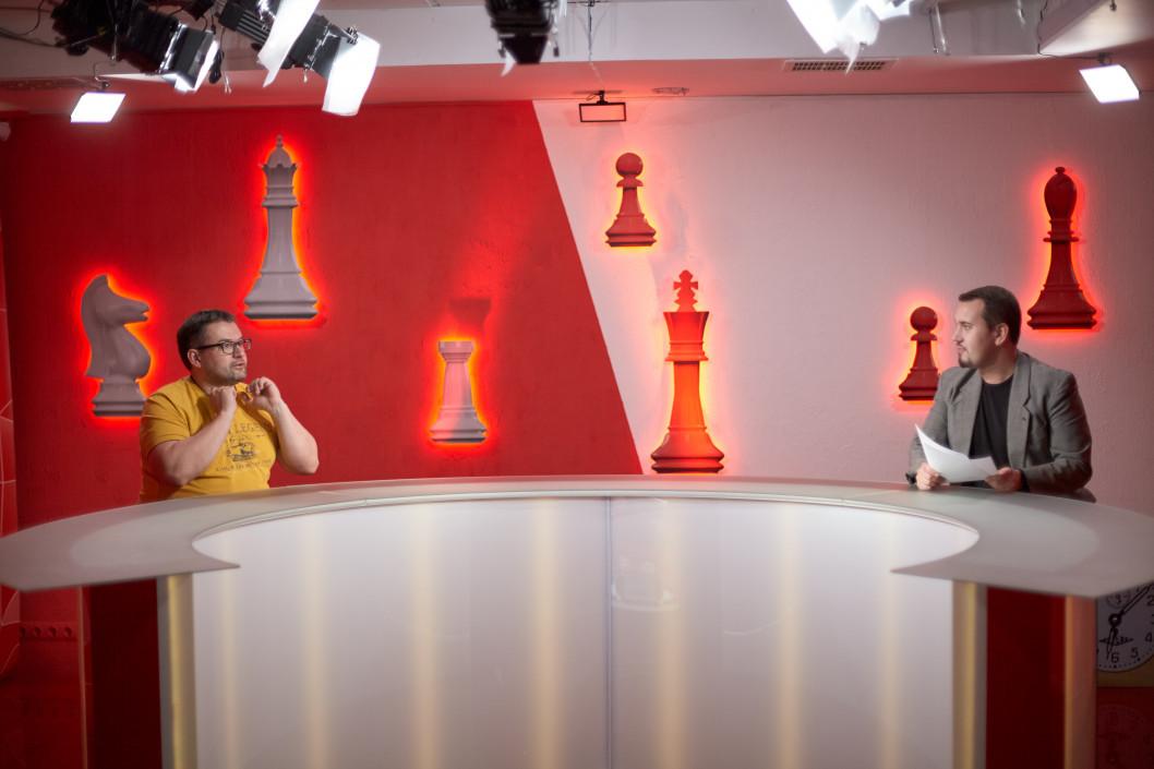 Андрій Клячін про поточну політичну ситуацію в Україні — програма «Шах і мат»