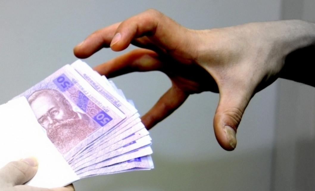 Korruptsiya na Ukraine