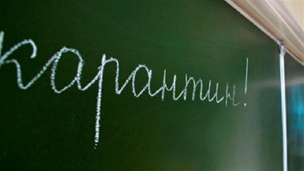 «В классе, где училась девочка, объявлен карантин» – директор днепровской школы
