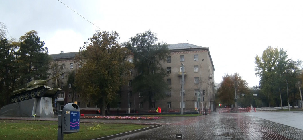 Гуртожиток «Дніпровської політехніки» знаходиться під загрозою обвалу