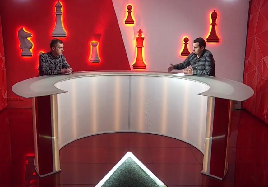 Олександр Марінченко про причини та початок Другої світової війни — програма «Шах і мат»