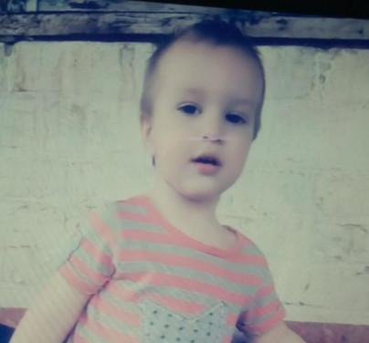 В Днепре пропал 2-летний Роман