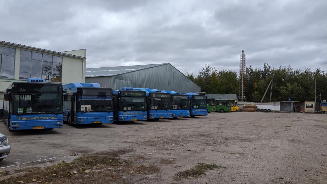 В Днепре на маршруте №37 появятся автобусы большой вместимости