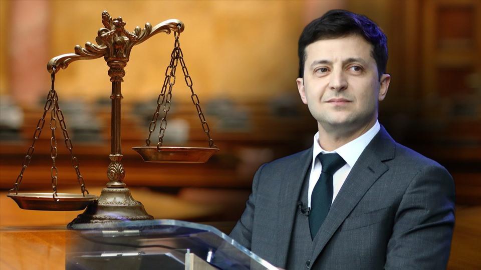 Президент Зеленский назначил нового судью в Пятихатки Днепропетровской области