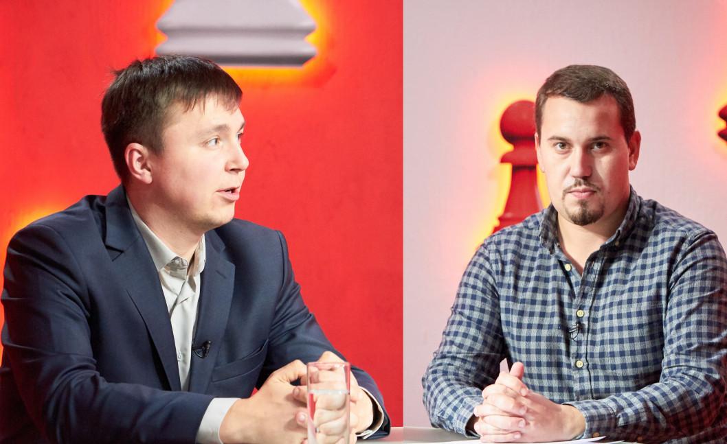 Юрій Богданов про українську політику та політиків — програма «Шах і мат»