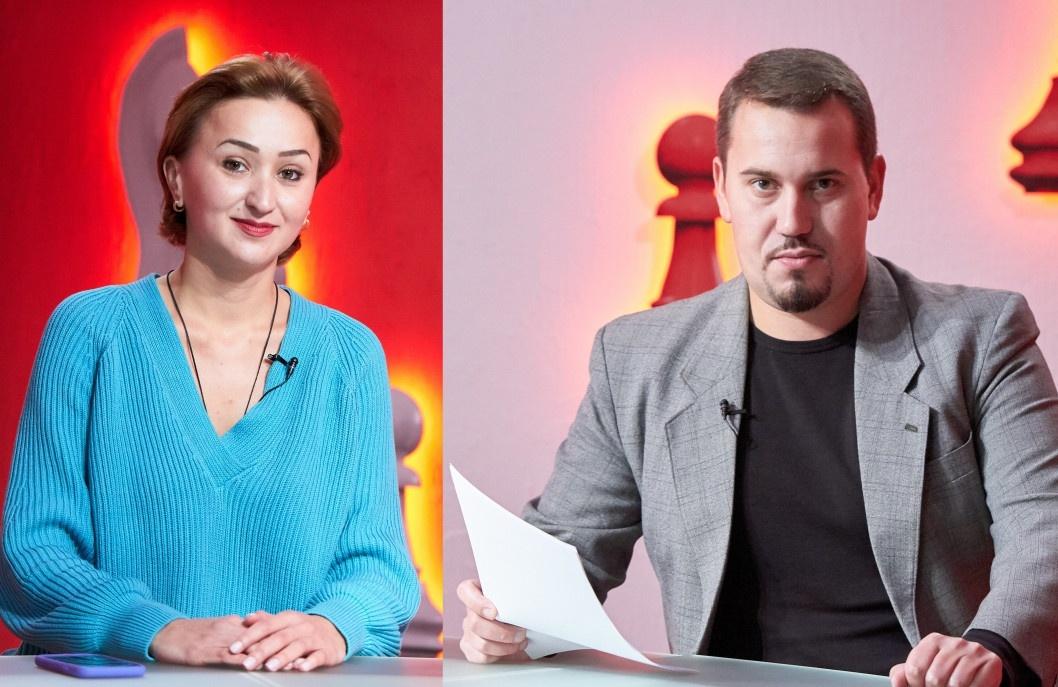 Продюсер та волонтер Наталія Хазан про сучасний стан українського кінематографу — програма «Шах і мат»
