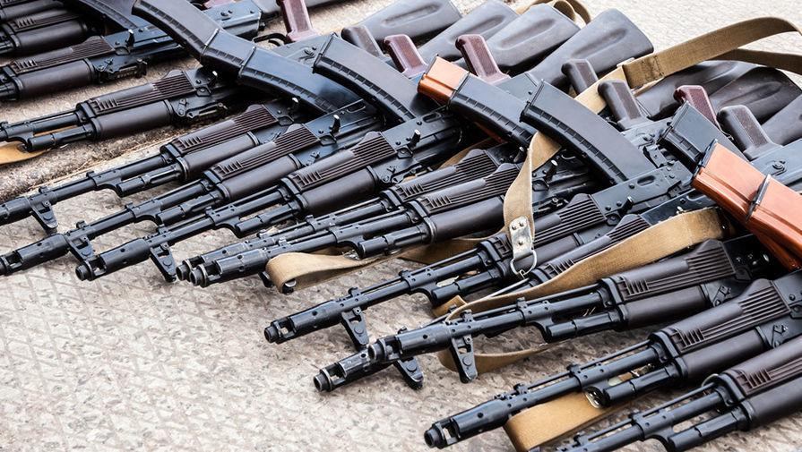 В Днепропетровской области стартовал месячник добровольной сдачи оружия