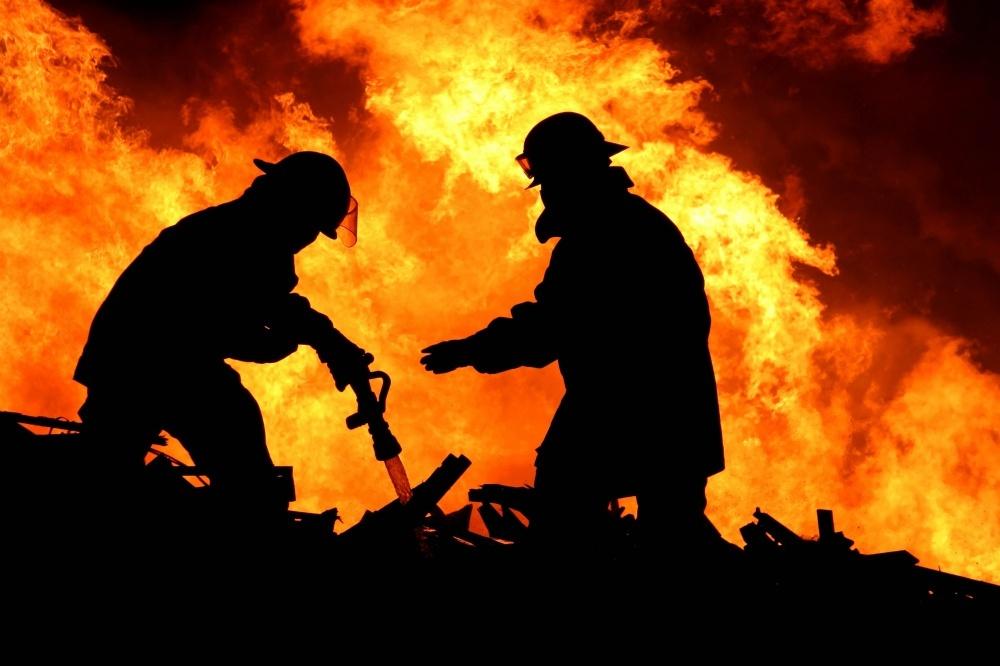 Фатальный огонь: в Кривом Роге пожар унёс жизнь ребёнка