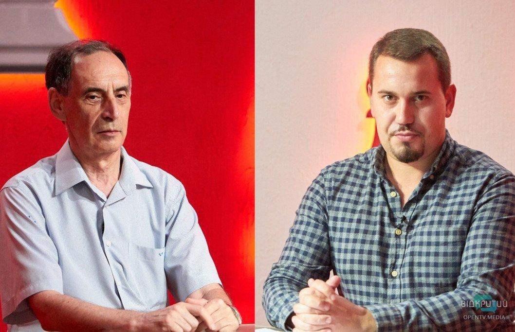 Юрій Райхель про роль України у міжнародній політиці — програма «Шах і мат»