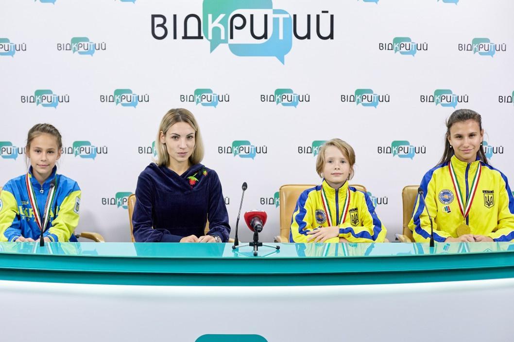 Команда збірної Дніпропетровської області з Таеквон-до повернулася з Міжнародного турніру з обіцяними медалями