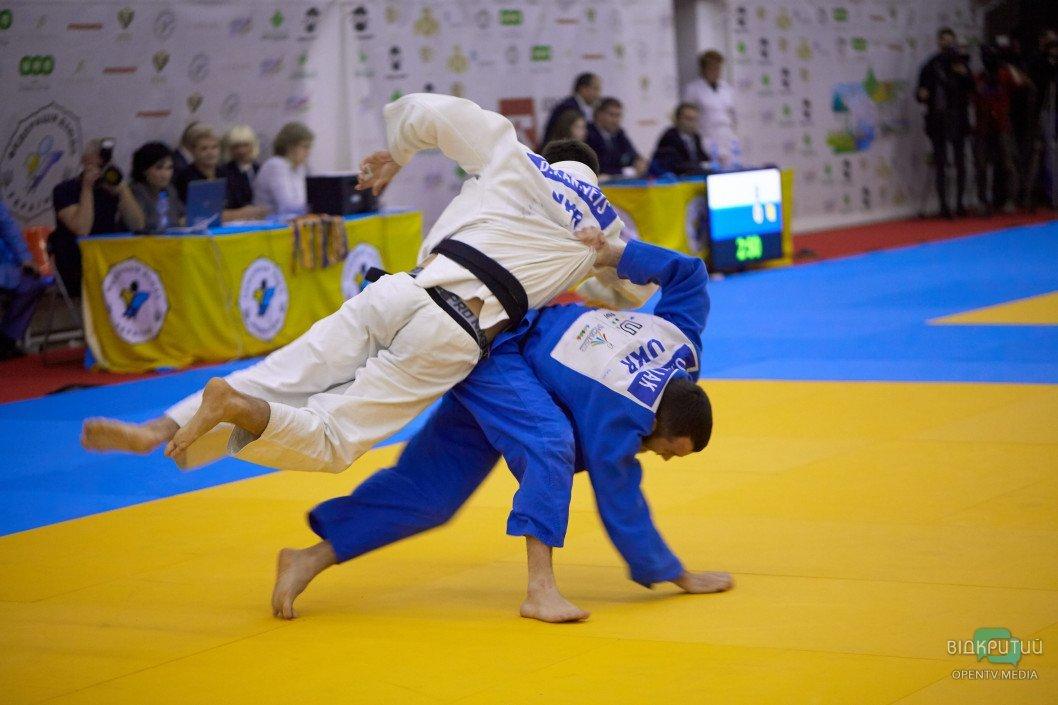 У Дніпрі зірки світового спорту боролися за перемогу на Чемпіонаті України із дзюдо