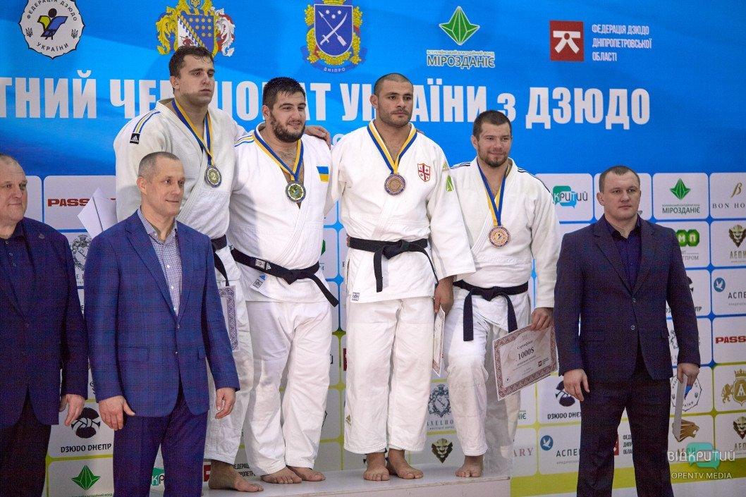 Как настоящие самураи: в Днепре звезды мирового спорта боролись за победу на Чемпионате Украины по дзюдо