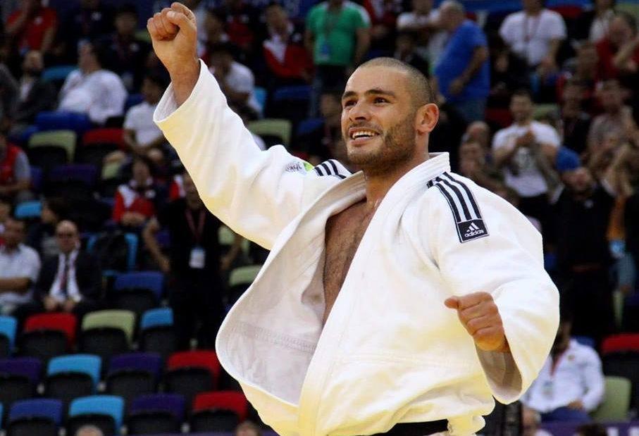 Відомий спортсмен Гурам Тушишвілі прилетів до Дніпра на масштабний чемпіонат із дзюдо