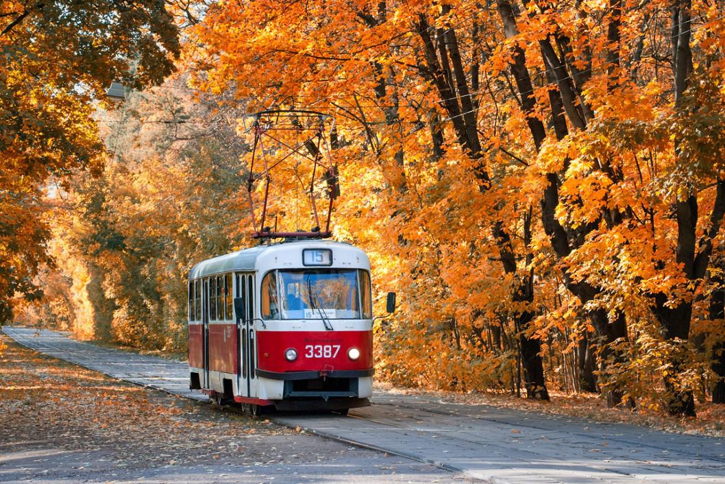 Не опоздай: в Днепре изменится график движения трамваев