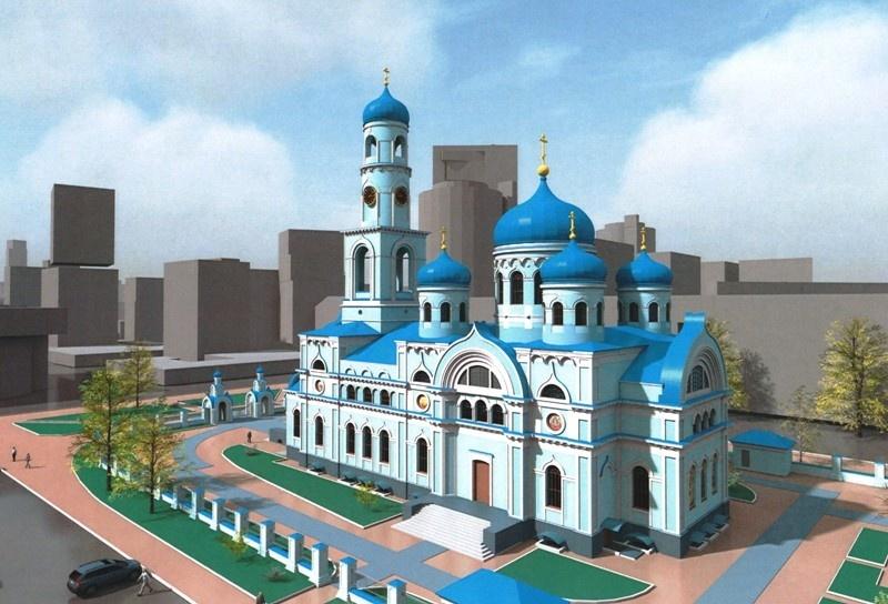 В Днепре восстанавливают Успенский собор: как он выглядит внутри сейчас (ФОТО)
