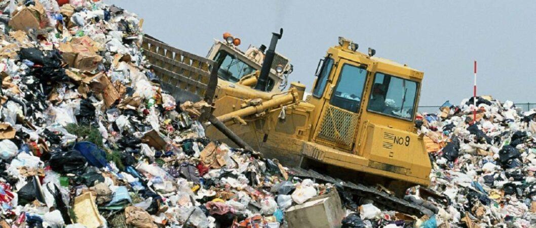 В Днепре могут частично закрыть комплекс хранения бытовых отходов «Правобережный»