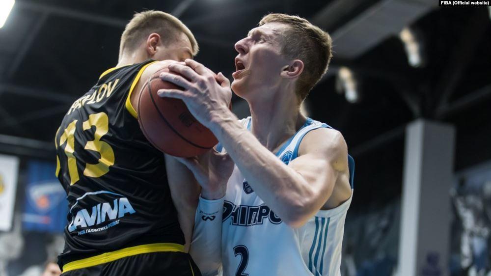 Не сдались: БК «Днепр» на последних минутах матча обыграли «Киев-Баскет»