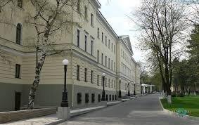В Днепре горела больница Мечникова