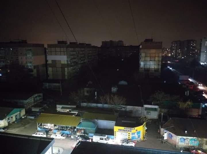 Суровый Днепр: Левобережный-3 сидит без света и воды
