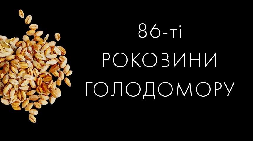 Як Дніпропетровщина вшановуватиме День пам'яті жертв Голодомору