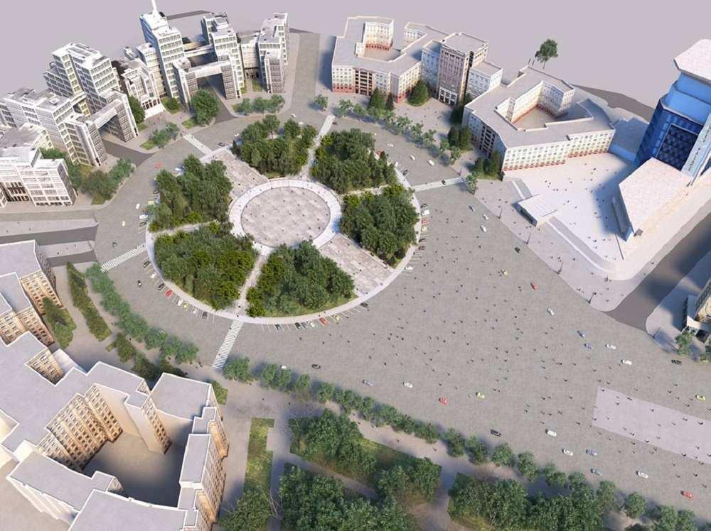 """Сквер на Слобожанском и безопасный Парус: какие проекты победили в """"Бюджете участия"""""""