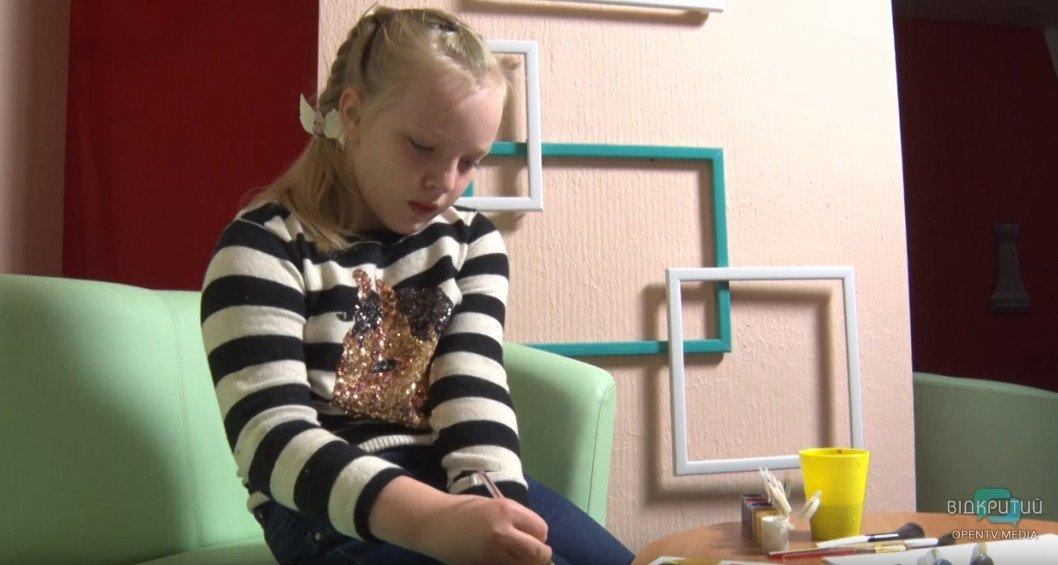 У Дніпрі хочуть виселити з реабілітаційного центру дітей-аутистів