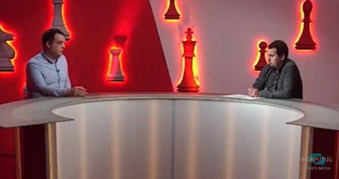 Володимир Свістунов про поточну політичну ситуацію в Україні — програма «Шах і мат»