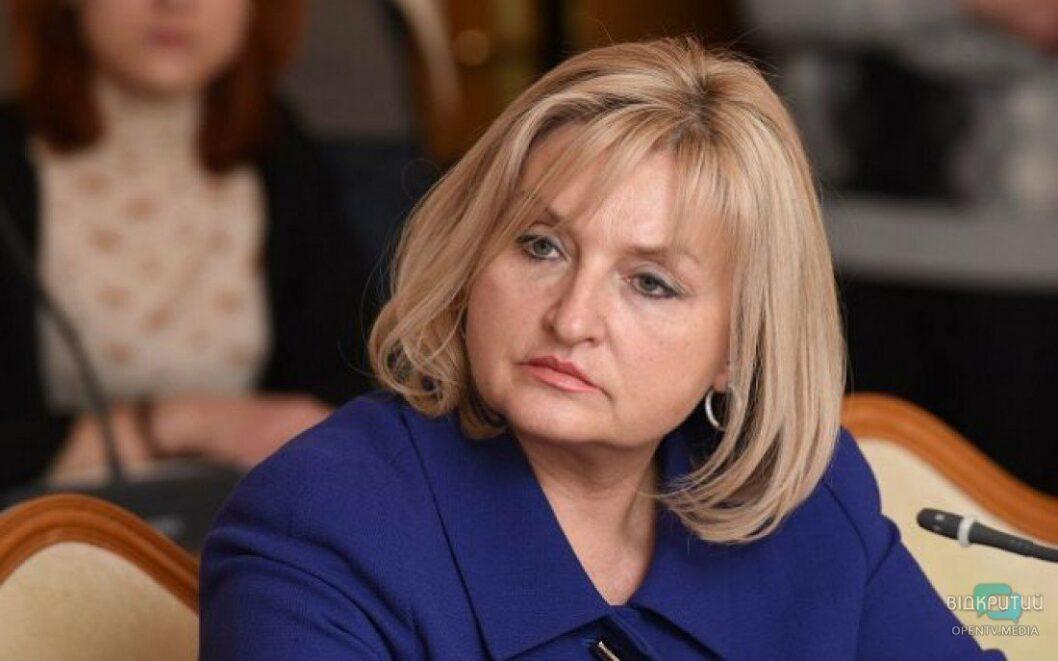 Ирина Луценко сложила депутатские полномочия: в чем причина