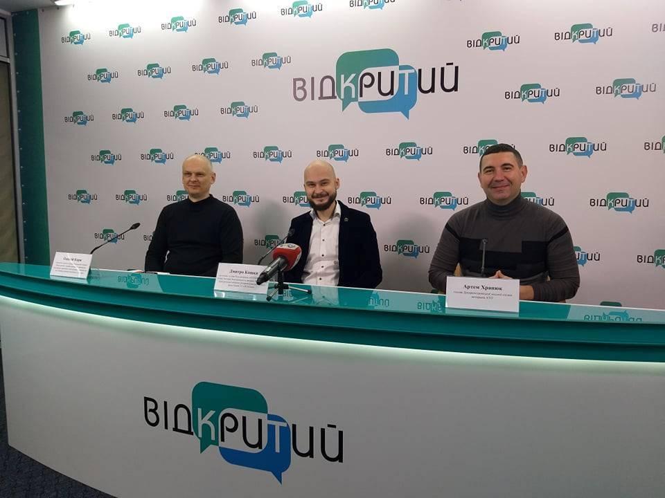 Рада ветеранів АТО/ООС працюватиме на Дніпропетровщині