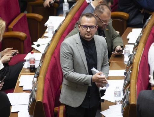 И смех, и политика: депутат Верховной Рады выступил в Лиге Смеха (ФОТО)