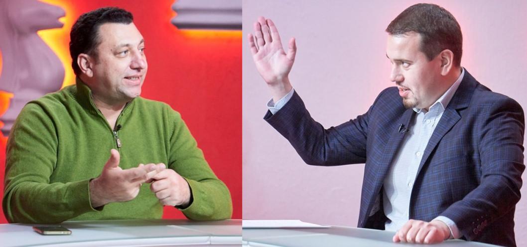 Вадим Шебанов про «фактор Коломойського» та конфлікти у фракції «Слуга народу» — програма «Шах і мат»