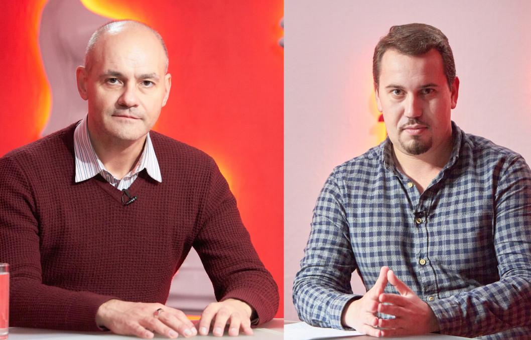 Максим Кавун про руйнацію Палацу студентів та приватизацію пам`яток історії — програма «Шах і мат»