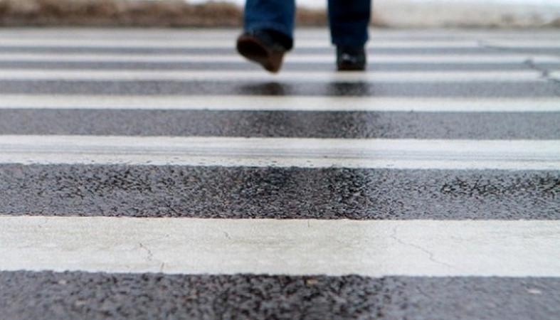 В Днепре водитель без прав сбил ребенка на пешеходном переходе возле 62-й школы